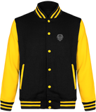 Veste win jaune lion royaume.