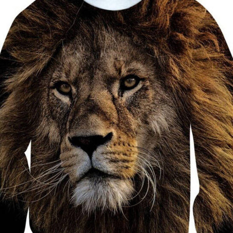 Pull Lion Redoutable