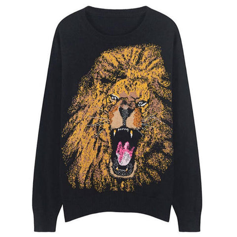 Pull Lion Solitaire