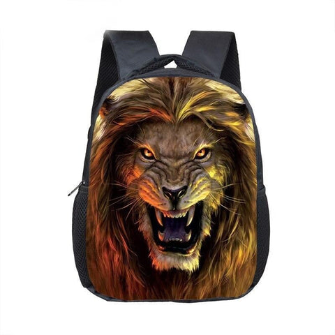 face de sac lion