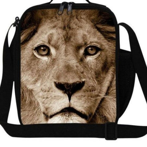 Sac-lion-unique