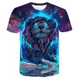T-Shirt Signe Lion