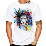 T-Shirt Lion Cool