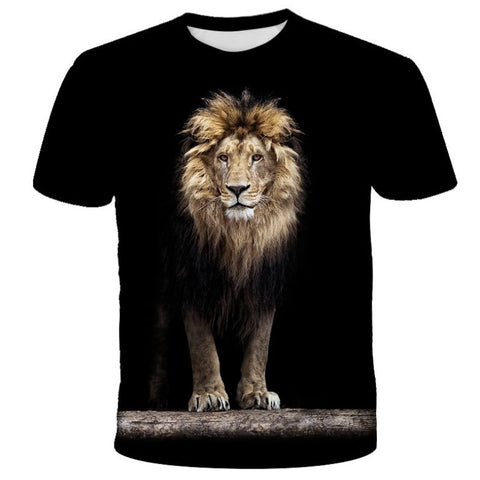 T-Shirt Lion Chef