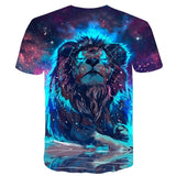 T-Shirt Signe Lion Dos