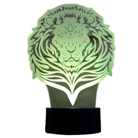 Lampe de Table Lion