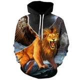 Sweat Lion Furie