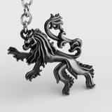 Porte Clés Lion Thrones H.L. zoom