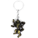 Porte Clés Lion Thrones H.L. Bronze