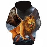 Sweat Lion Furie dos