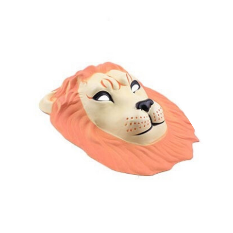 Masque de lion.