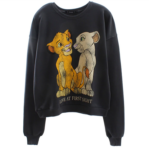 Pull disney roi lion.