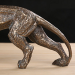 Statuette lion interieur