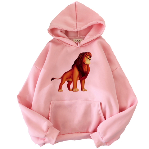 Sweat le roi lion mufasa rose.