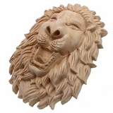 Tete de lion decoration