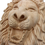 Tete de lion pour decoration interieur