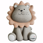 Tirelire lion enfant.