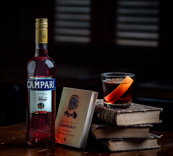 Negroni Week 2020 X Majulah Movement