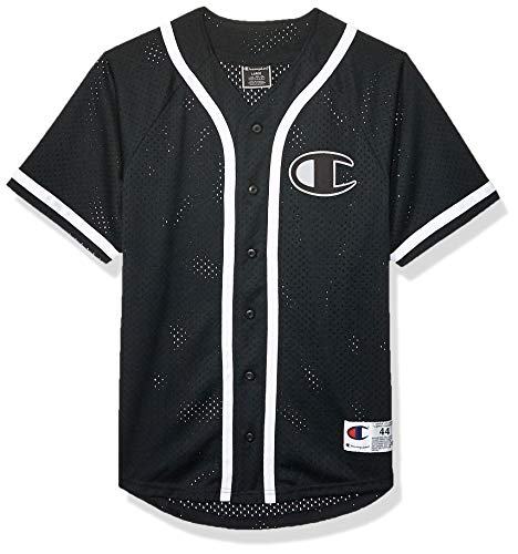 Champion LIFE Men's Mesh Baseball Jersey