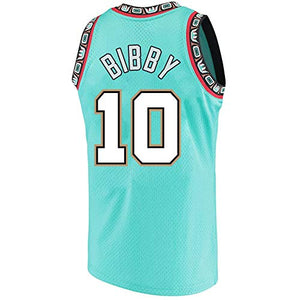 Mike Bibby Retro Grizz Jersey