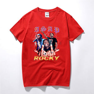 ASAP Rocky graphic tee