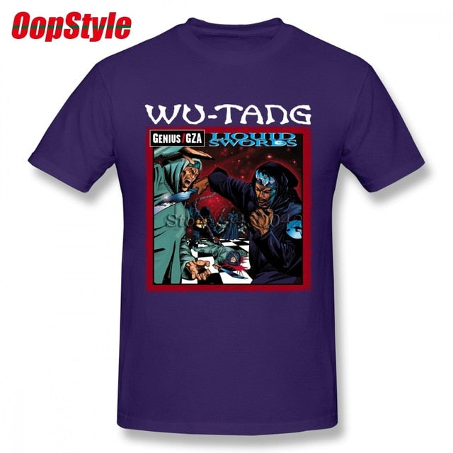 Liquid Swords Wu Tang Clan T-shirt