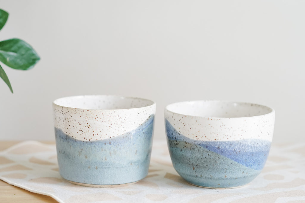 Small Seascape Everything Cups