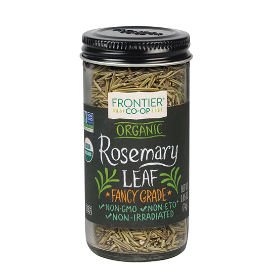 Organic Whole Rosemary Leaf 0.85 oz.