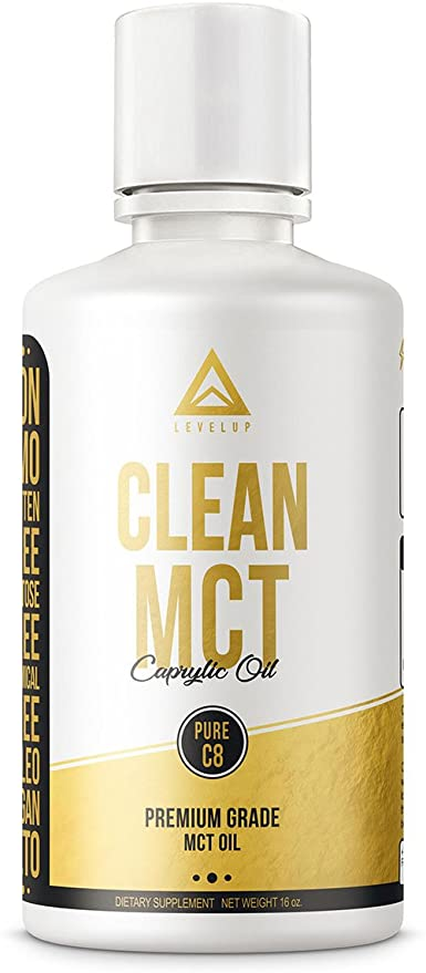 C8 MCT Oil 16 oz