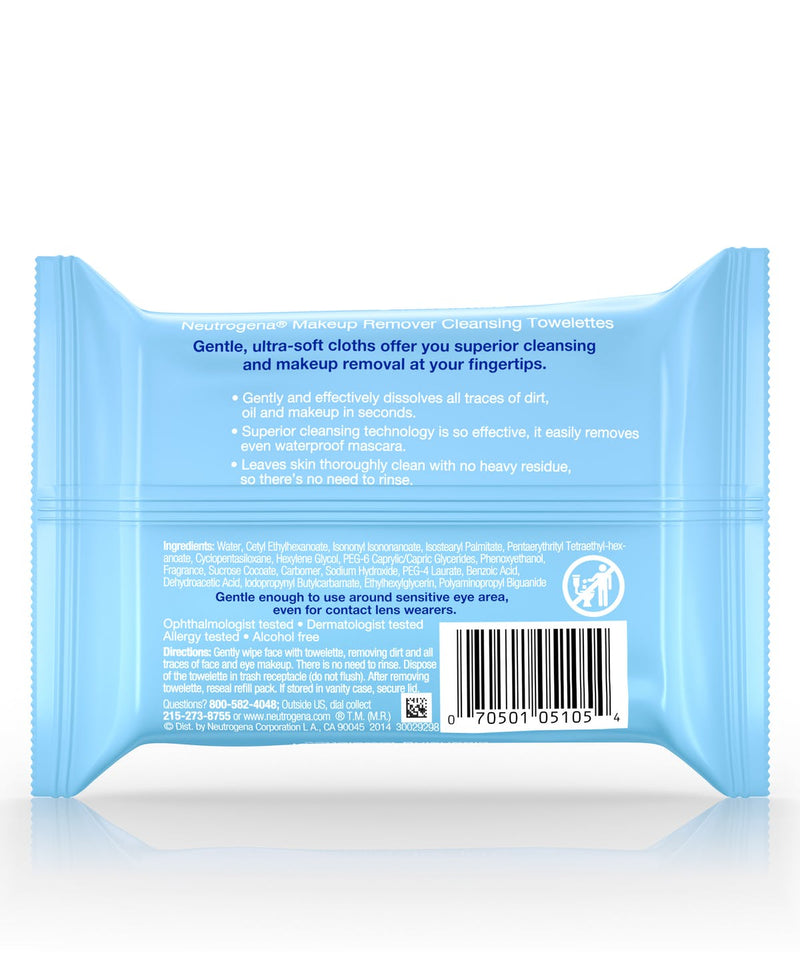 Ultra-Soft Makeup Remover Wipes