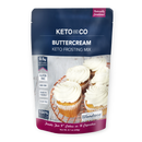 Keto Buttercream Frosting Mix