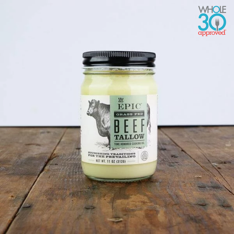 Epic Beef Tallow 11 oz