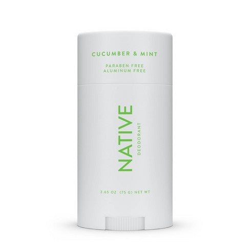 Cucumber & Mint Deodorant- 2.65oz