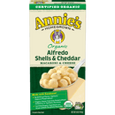 Organic Alfredo Shells & Cheddar Mac & Cheese