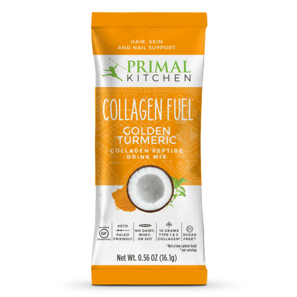 Golden Turmeric Collagen Fuel