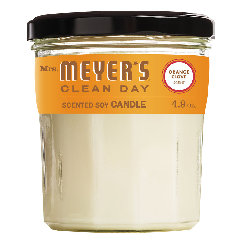 Orange Clove Soy Candle 7.2 oz