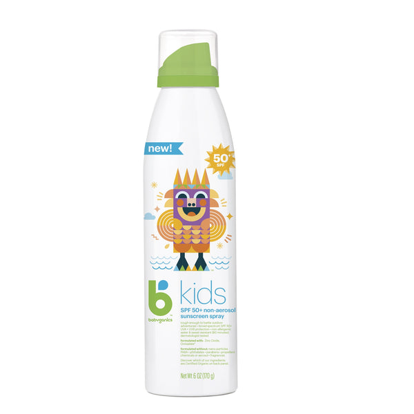 SPF 50+ Sunscreen Spray