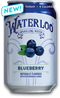 Blueberry Waterloo Sparkling Water