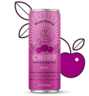 Black Chery Sparkling Energy Water