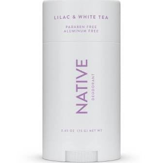 Lilac & White Tea Deodorant - 2.65oz
