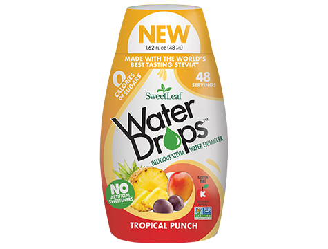 Tropical Punch Water Drops