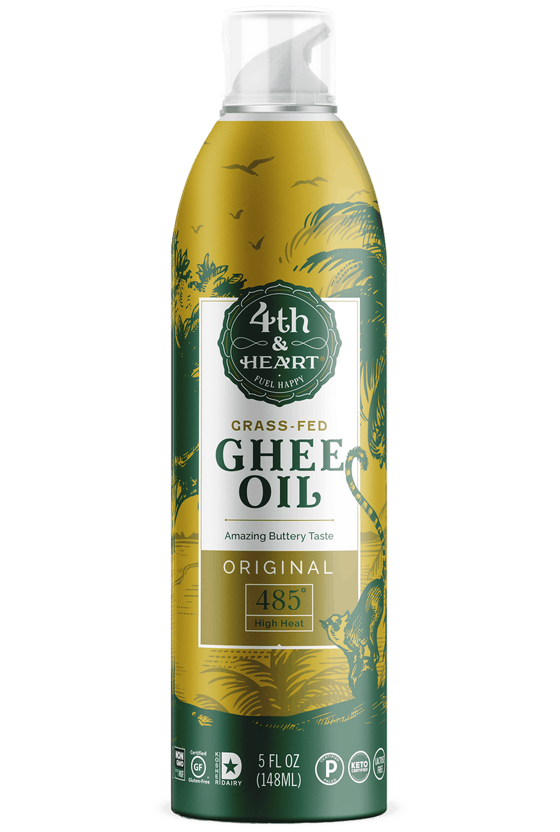 Original High Heat Hybrid Sprayable Ghee