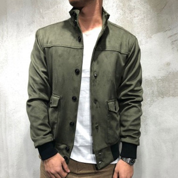 Slim Fit Men's Jacket