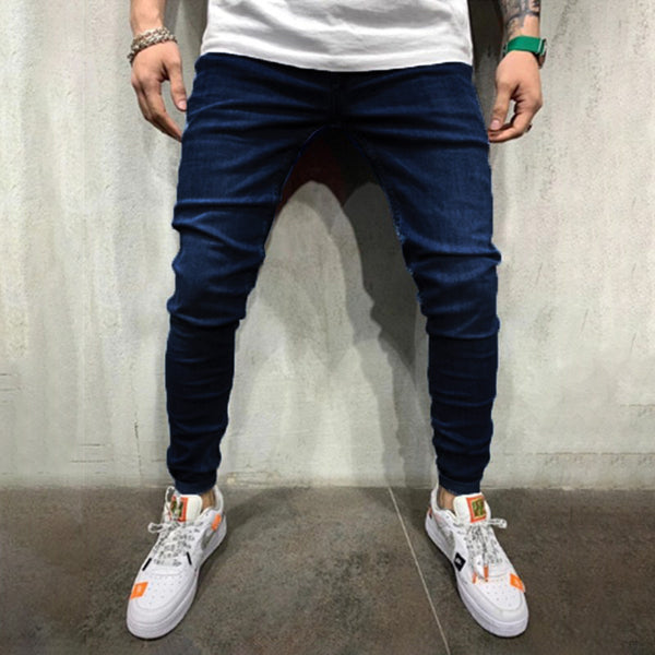 Men's Casual Sweatpants Jeans