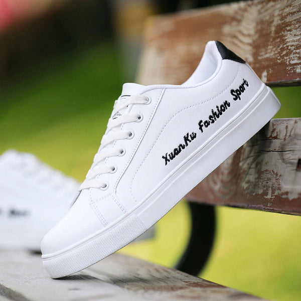 Casual Trend White Board Shoe