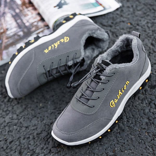 Korean Fashion Winter Sneaker