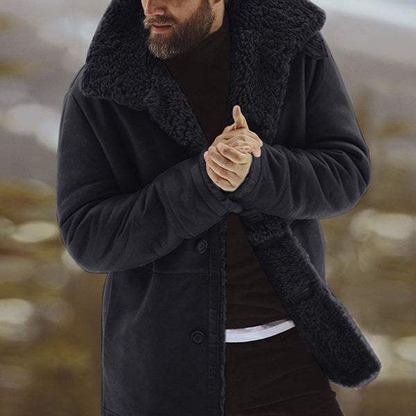 Men's Warm Jacket Coat