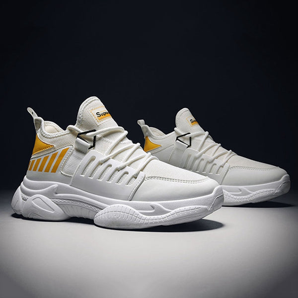 Fashion Men Breathable Sports Shoes