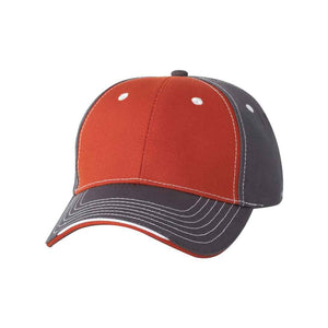 Sportsman - Tri-Color Cap - 9500 -