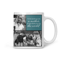 Load image into Gallery viewer, Photo Collage Mug - 11oz.
